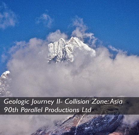 Geologic Journey II- Collision zone: Asia