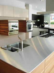 kitchen electronics in modern home