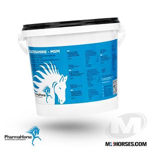 M4Pharmahorse-Glucosamine-MSM-1000g-2