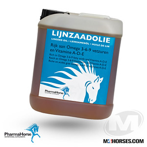 M4Pharmahorse-Lijnzaadolie-5ltr