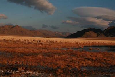 Altai region. Western Mongolia.