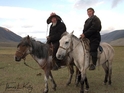 Altai People.