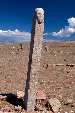 Deer Stone, Uushigiin Uver