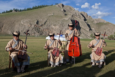 Morin Khurr Concert in Bunkhan Valley