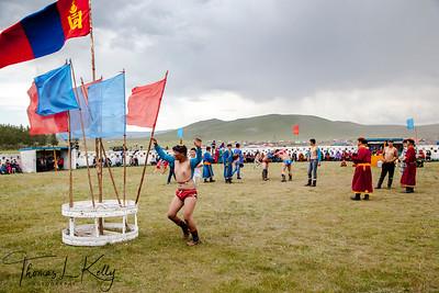 Nat Geo Trip to Mongolia.