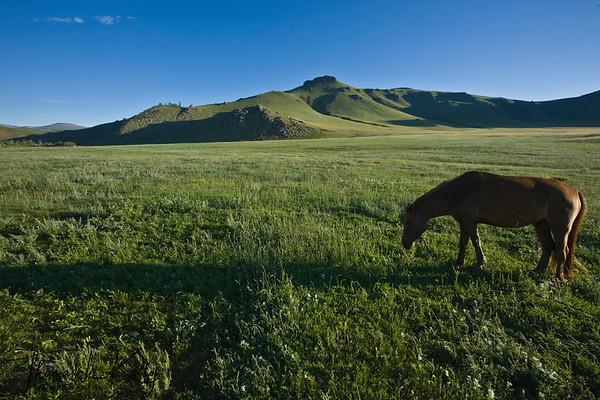 Mandal Mountain.