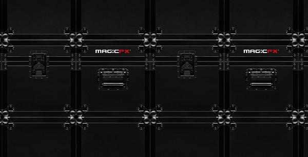 MFX-385X385X400-Black
