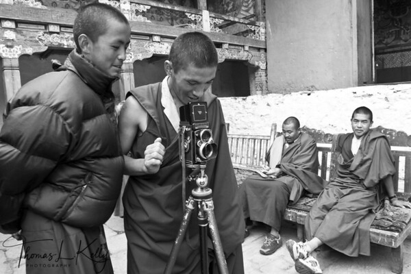 Lo Manthang Monks.