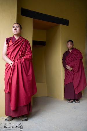 Simtokha Dzong. Bhutan.