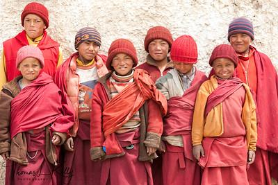 Lamayuru. Ladakh, India.