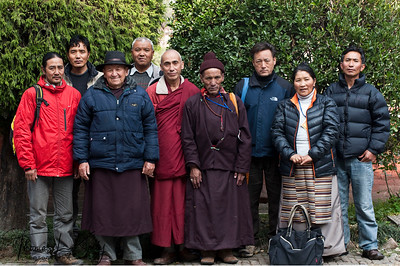 Amchis from Ladakh, India.
