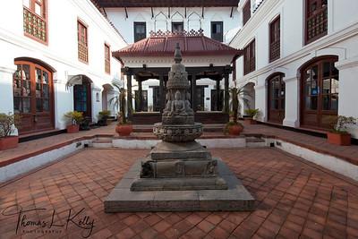 Babarmahal revisited. Kathmandu, Nepal.