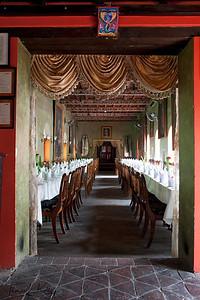 Baithak restaurant at Babar Mahal Revisited