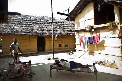 Life in Banke, Nepal.