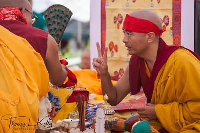 Bouddha Consecration