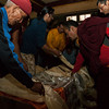 Sherpa Guides Lost Their Lives In Everest Avalanche. 18th April-2014