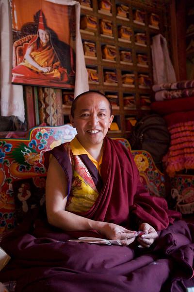 Sang Sang Rinpoche.