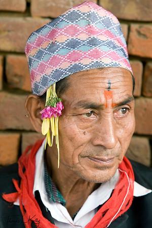 Brahmayani Temple in Bhaktapur
