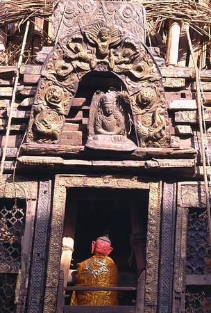 Rato Macchendranath. Nepal