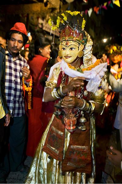 Nardevi Swetkali Jatra festival celebrated - Kathmandu