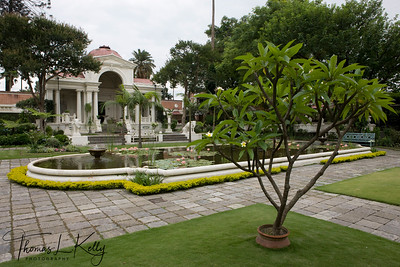 Garden of Dreams at Kaiser Mahal.