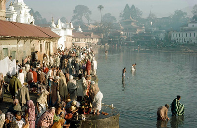 Pashupatinath Temple.