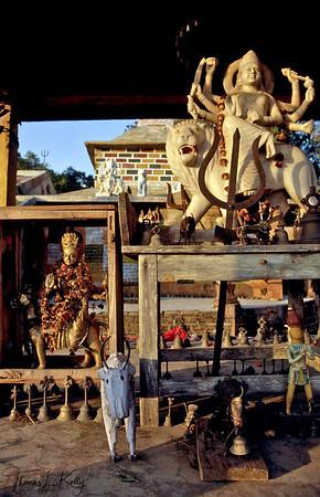 Deuki Temple