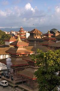 Kathmandu Durbar Square. Kathmandu, Nepal.