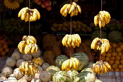 Fruit stall in Patan, Nepal.