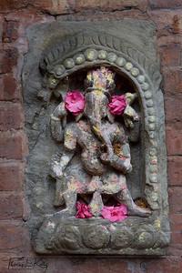 Patan Museum at Patan Durbar Square. Patan, Nepal.