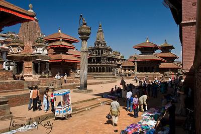 Patan Durbar Square. Nepal.