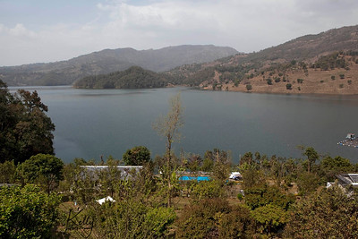 Begnas Lake, Pokhara, Nepal.