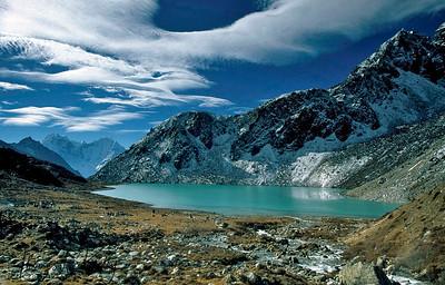 Gokyo Lake, Solukhumbu, Nepal.