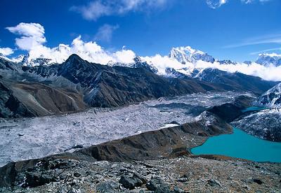 Gokyo Ri (Lake), Solukhumbu, Nepal.