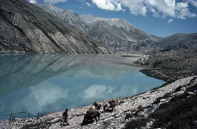 Nying lake, Humla, Nepal