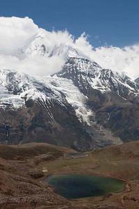 Ice Lake, Manang, Nepal