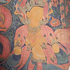 Attendant figure in Jampa Gompa.<br /> <br /> © Keith Leslie
