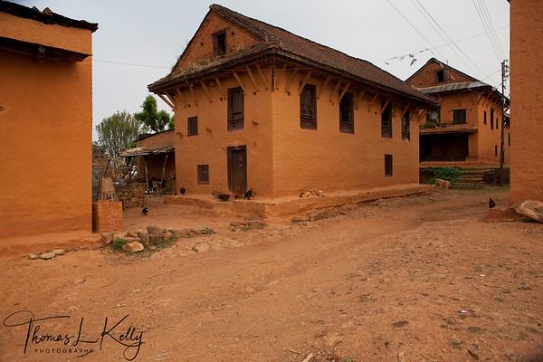 Saathi Ghar or Sixty House Village