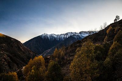 Autumn in Humla