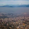 Kathmandu City Airel View