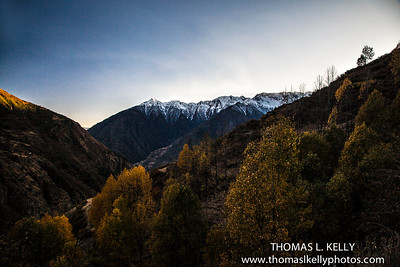 Autumn in Humla