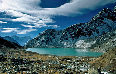 Gokyo Tso, Everest Region, Nepal