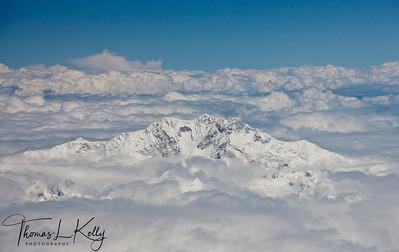 Mt. Kunchanjunga. Nepal.