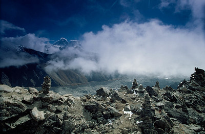 Everest region from Kala Pathar.
