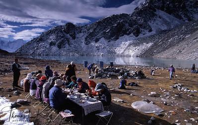 Mount Everest Region. Nepal.