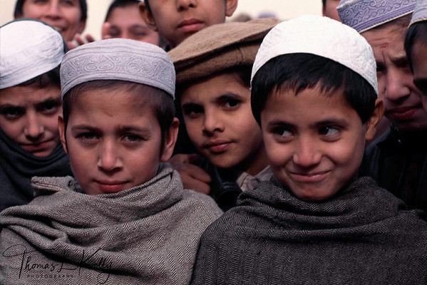 Young Afgan boys.  Among the many things that came from Afghanistan and Central Asia through the legendary Khyber Pass was the institution of pleasure boys who are still admired and kept in Pakistan especially along the Northwest Frontier. North West Frontier Province (NWFP), Pakistan.