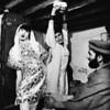 Hijras entertain at a wedding celebration.<br /> Qissa Khawani, or the Storyteller Bazaar, Peshawar, Pakistan.