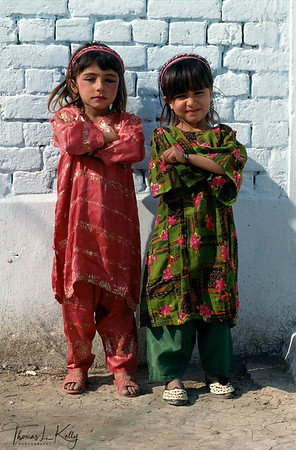 In Pakistan, many  female-dressing sex workers are transvestites, not transsexuals. While many live together in groups, others are married and support children. Their professions are often continued by their children. Peshawar, Pakistan.