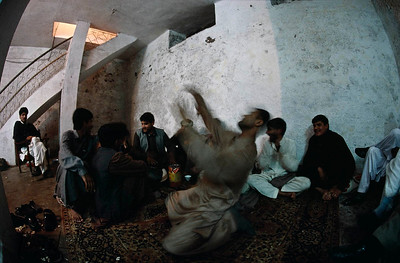 Bath house boys make  extra pocket  money  by providing sexual services . Khyber Bazaar, Peshawar, Pakistan.