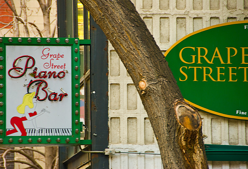 Grape Street Piano Bar, Chicago